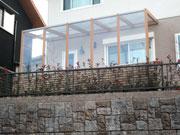 ワンちゃんも快適、景色を眺めるテラスのあるお庭 – 大阪府堺市 M様邸の詳細はこちら