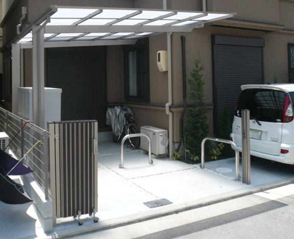 大切なバイクの保管場所を確保! – 大阪府堺市 M様邸