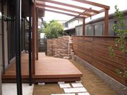 ビフォーアフター「庭に集う」団らんのデッキ – 大阪府堺市 T様邸の詳細はこちら