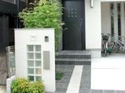 白と黒・ガラスブロックのクールでシンプルデザイン – 大阪府堺市 Y様邸の詳細はこちら