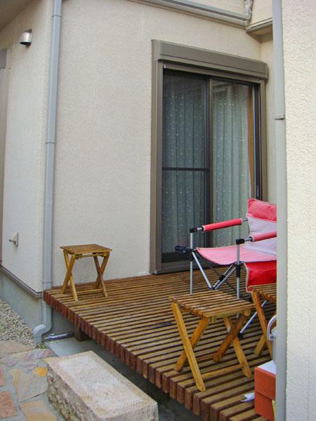 ガーデンルームで家族の集まるスペースに – 大阪府吹田市 K様邸の施工前