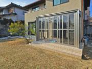 ガーデンルームでワンちゃんもお気に入りの空間に – 大阪府吹田市T様邸の詳細はこちら