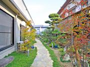 雑木林風のお庭にリフォーム – 大阪府吹田市 Y様邸の詳細はこちら