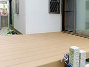 デッキの遊び場 – 大阪府富田林市 F様邸の詳細はこちら