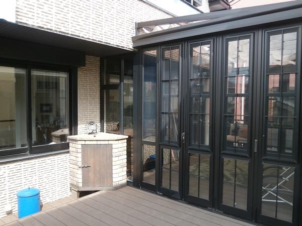 安全で快適な庭空間へ – 大阪府茨木市 M様邸