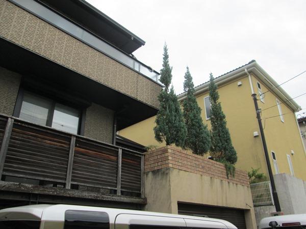 安全で快適な庭空間へ – 大阪府茨木市 M様邸の施工前