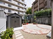 丸みのある優しいお庭へ – 豊中市K様邸の詳細はこちら