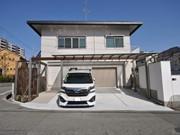 スタイリッシュな門廻り、駐車スペースにリフォーム - 大阪府豊中市S様邸の詳細はこちら