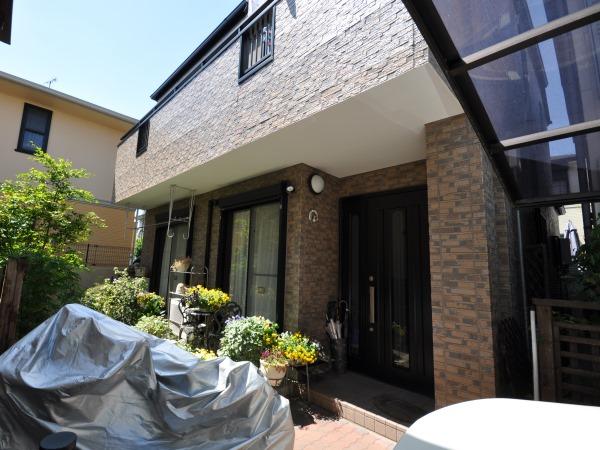 外壁塗装工事 屋根カバー工法 - 大阪府豊中市A様邸