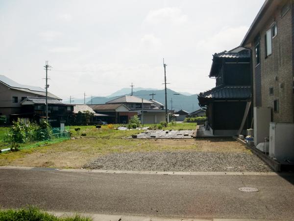 土地を有効利用し、全てを叶える倉庫-兵庫県多可郡多可町H様邸の施工前