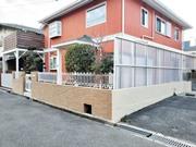 おしゃれな門まわりにリフォーム- 大阪府豊中市M様邸の詳細はこちら