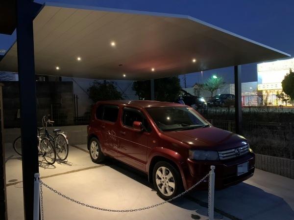 住宅と美しく調和するカーポートSC - 兵庫県伊丹市N様邸