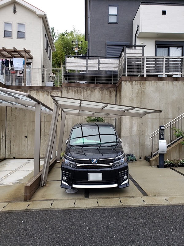 広くなったデッキで楽しむ家族とのプライベートタイム - 大阪府和泉市Y様邸の施工前