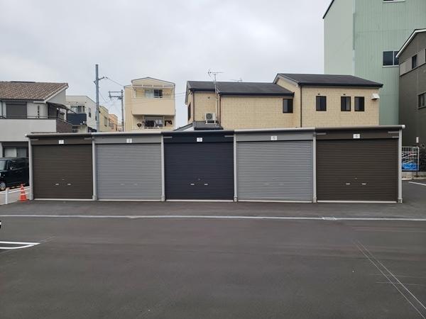 リフォームでグレードアップした貸ガレージ - 大阪府豊中市H様邸