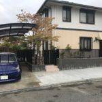 お庭の一部を駐車場にリフォーム - 大阪府豊中市I様邸の詳細はこちら