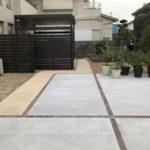 来客用の駐車スペースとしても、お庭空間としても利用できます
