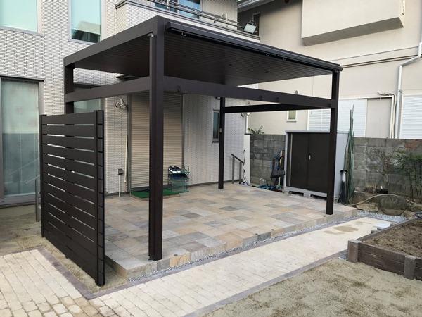 Gルーフで趣味を楽しむプライベート空間 - 大阪府豊中市K様邸