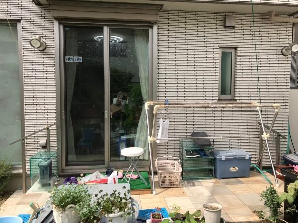 Gルーフで趣味を楽しむプライベート空間 - 大阪府豊中市K様邸の施工前