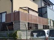 目隠しフェンスで快適な空間 - 大阪府豊中市N様邸の詳細はこちら