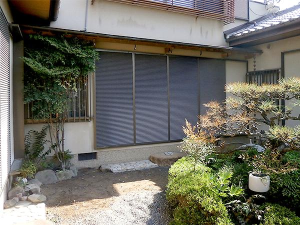 和庭を眺めるとっておきの空間 – 大阪府豊中市 F様邸の施工前