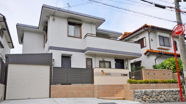 ガレージスペースが使いやすいリフォーム – 大阪府豊中市 F様邸