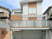ルーフデッキのある家 – 大阪府豊中市 I様邸の詳細はこちら