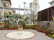 セミクローズのお庭へリフォーム – 大阪府豊中市 I様邸の詳細はこちら