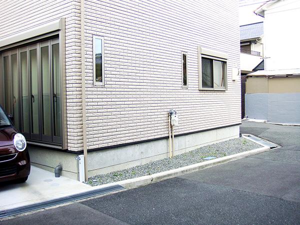 省スペースをプラスGで有効利用 – 大阪府豊中市 I様邸の施工前