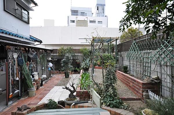 家族が集う庭空間へ – 大阪府豊中市 K様邸