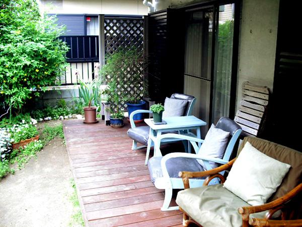 ウッドデッキが我が家の特等席に – 大阪府豊中市 N様邸