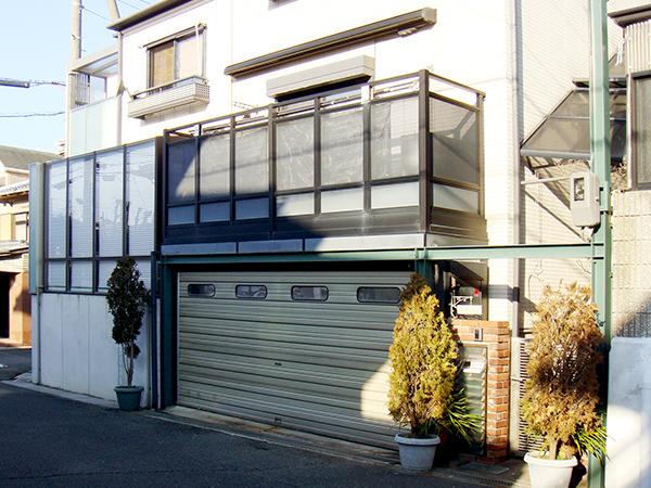 スタイリッシュな門廻りにリフォーム – 大阪府豊中市 N様邸の施工前