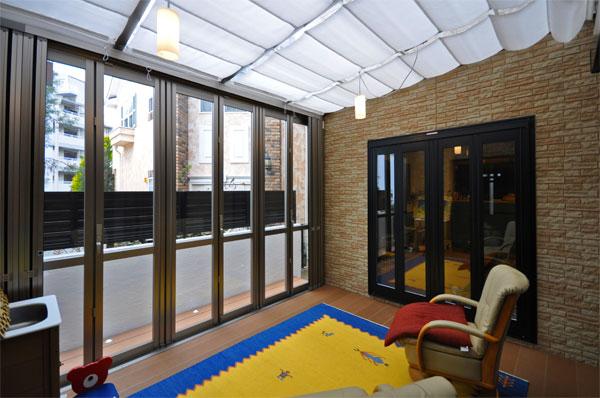 もう一つのリビングルーム – 大阪府豊中市 S様邸