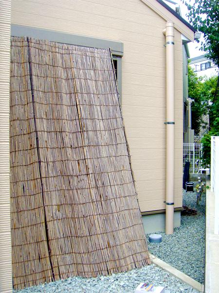 敷地を最大限に活用した空間 – 大阪府豊中市 T様邸の施工前
