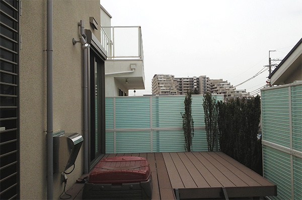ガーデンルームで快適な生活 – 大阪府豊中市 U様邸の施工前