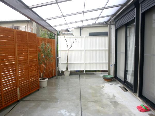 使えるお庭にリフォーム – 大阪府豊中市 Y様邸