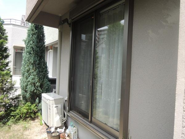 趣味を楽しむ空間、ガーデンルームのハピーナ – 大阪府豊中市 H様邸の施工前