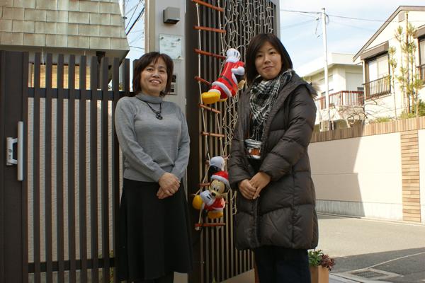 2度目の工事は南側のお庭づくり – 大阪府豊中市 K様邸